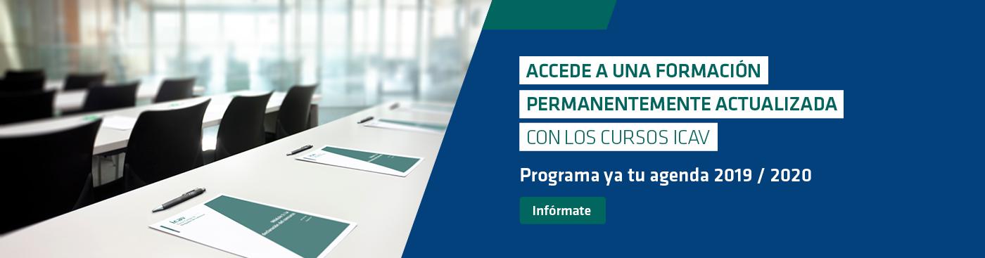Calendario Laboral Alzira 2020.Oferta Formativa Icav Ilustre Colegio De Abogados De